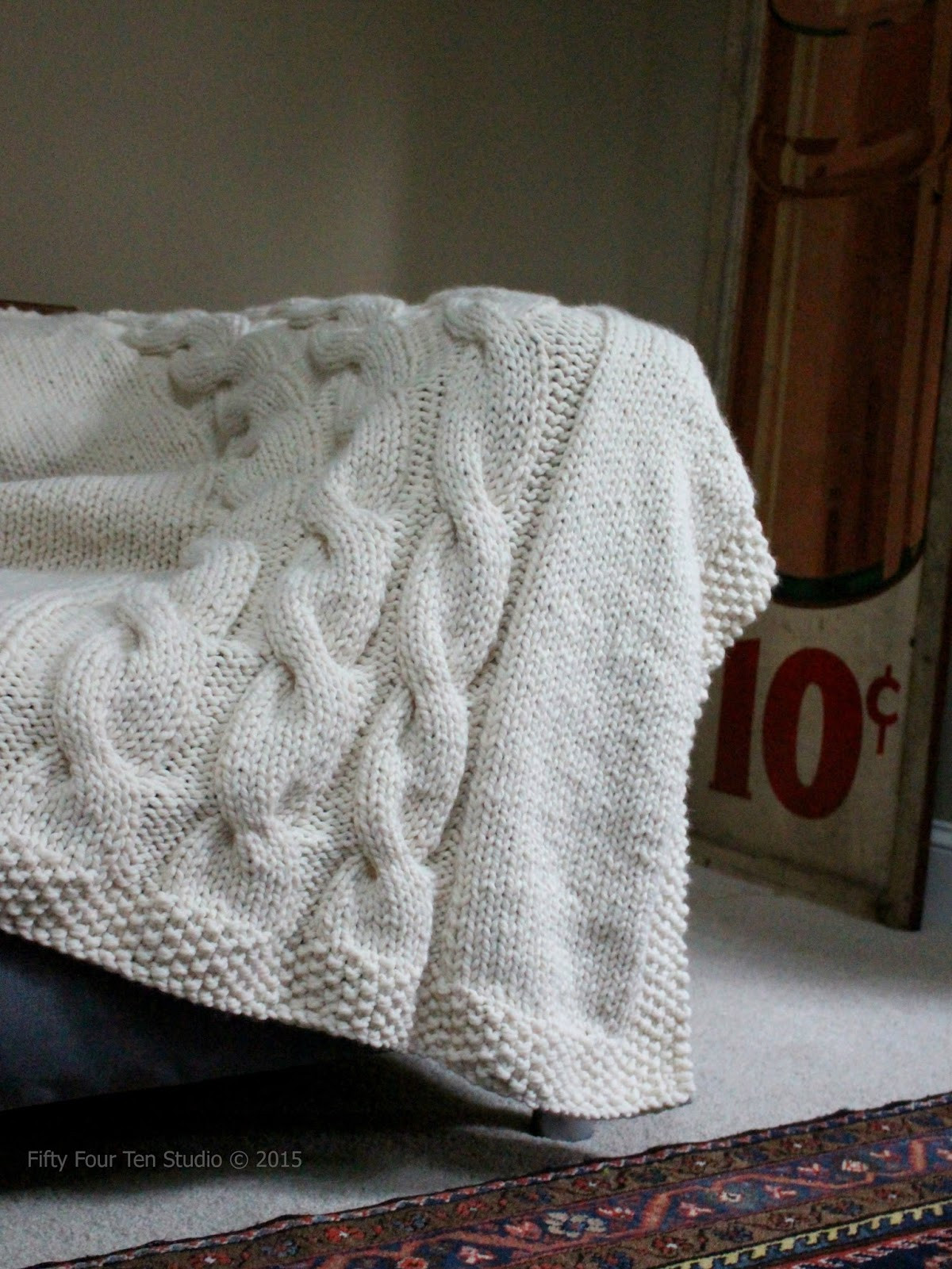 """New Fifty Four Ten Studio """"like A Sweater"""" Blanket Cable Cable Knit Sweater Blanket Of Incredible 50 Photos Cable Knit Sweater Blanket"""