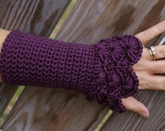 New Fingerless Gloves to Knit and Crochet Arts to Crafts Fingerless Glove Crochet Pattern Of Amazing 48 Photos Fingerless Glove Crochet Pattern
