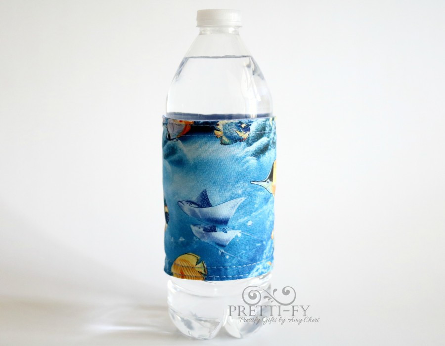 New Fish Fabric Water Bottle Cozy 16 9oz Water Bottle Cozy Of Beautiful 46 Photos Water Bottle Cozy
