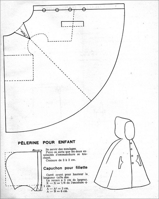 New Flickr Sharing Hooded Cape Pattern Of Great 42 Pictures Hooded Cape Pattern