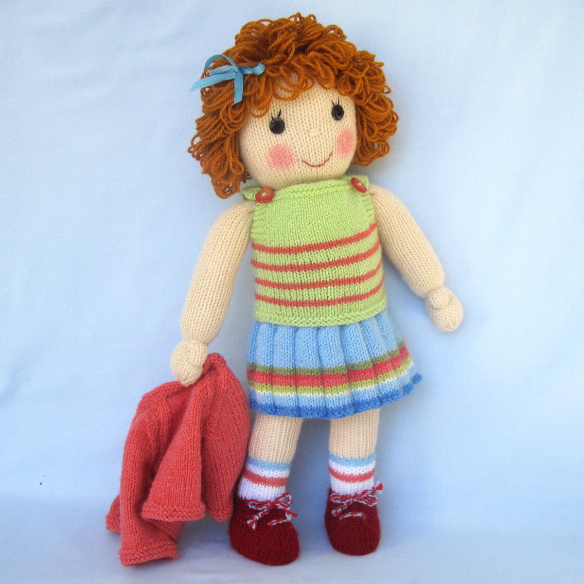 New Flutterby Patch Two New Dolls Knitted Doll Patterns Of Lovely 40 Models Knitted Doll Patterns