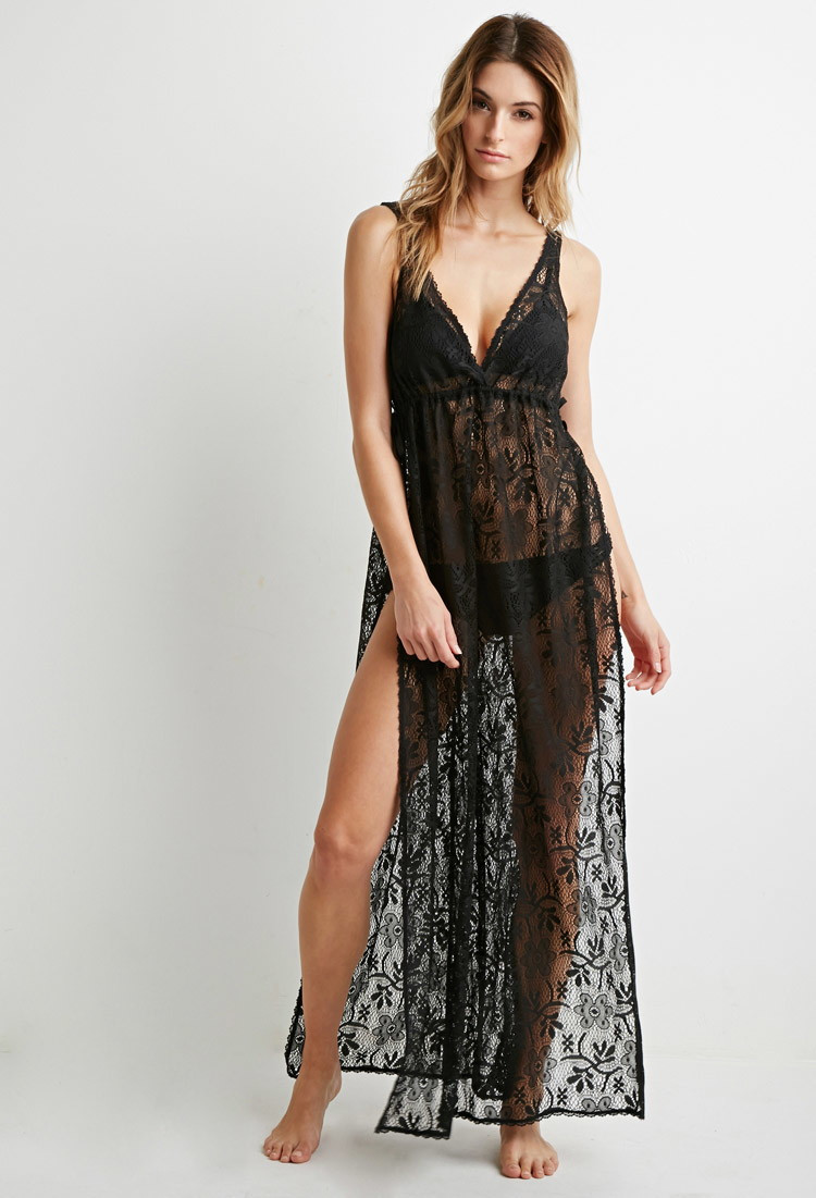 New forever 21 Crochet Maxi Cover Up In Black Black Crochet Cover Up Of Superb 42 Images Black Crochet Cover Up
