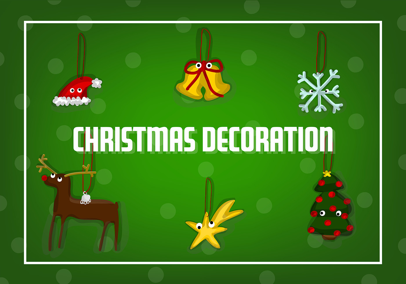 New Free Christmas Decorations Vector Download Free Vector Free Christmas Decorations Of Adorable 43 Pics Free Christmas Decorations