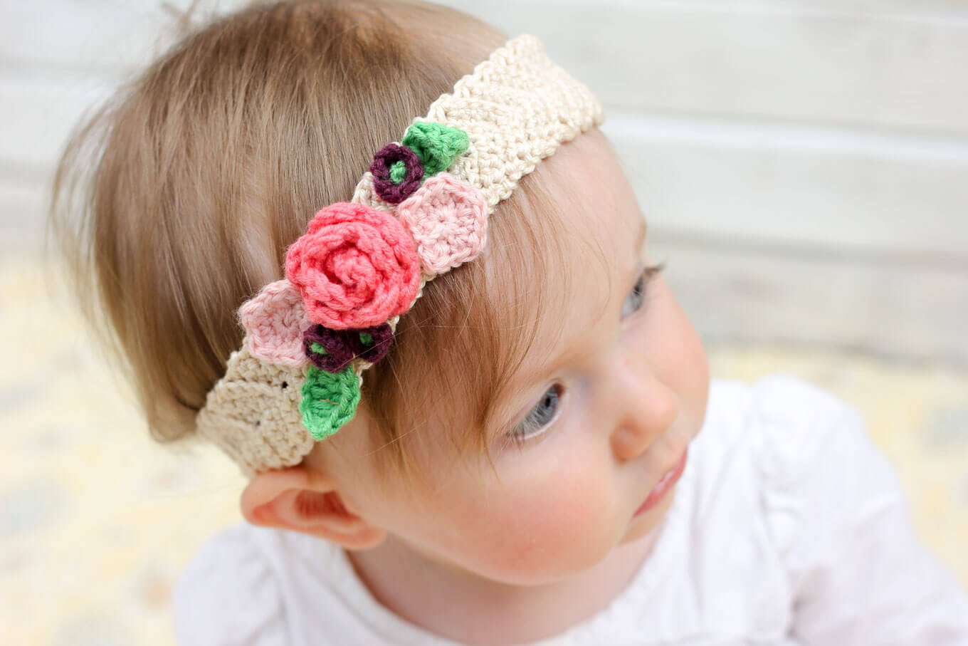 New Free Crochet Flower Headband Pattern Baby toddler Adult Stretchy Crochet Baby Headband Pattern Of Top 48 Images Stretchy Crochet Baby Headband Pattern