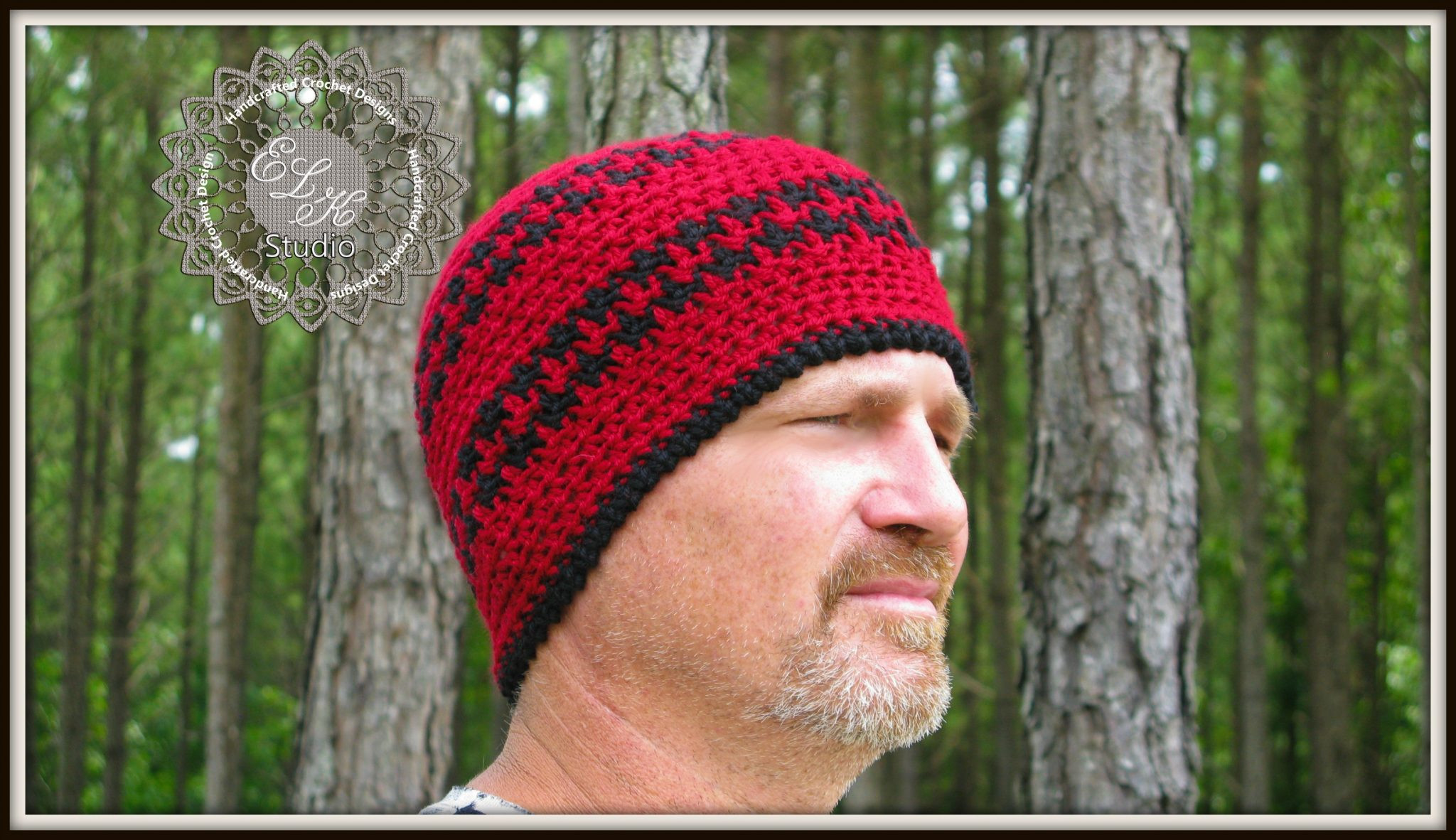 New Free Crochet Hounds tooth Hat Pattern Elk Studio Free Crochet Beanie Hat Pattern Of Amazing 48 Images Free Crochet Beanie Hat Pattern
