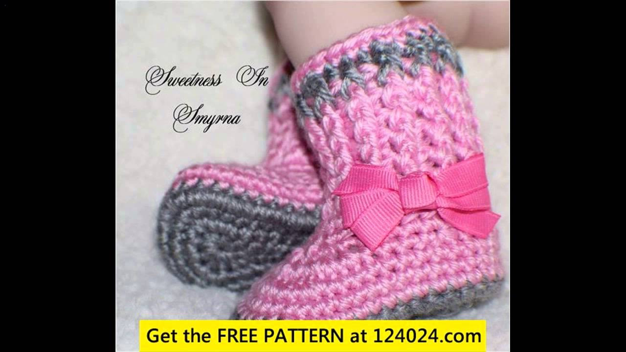 New Free Crochet Pattern for Baby Booties Youtube Crochet Videos Of Lovely 45 Images Youtube Crochet Videos