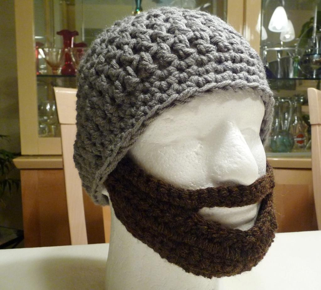 New Free Crochet Pattern for Child S Beard Hat Dancox for Adult Crochet Hat Of Contemporary 46 Pics Adult Crochet Hat