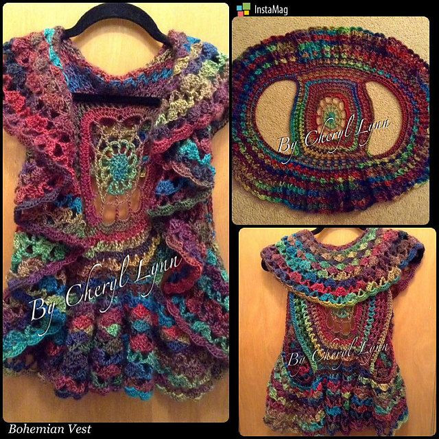 New Free Crochet Pattern for Hippie Vest Dancox for Free Hippie Crochet Patterns Of New 49 Pictures Free Hippie Crochet Patterns