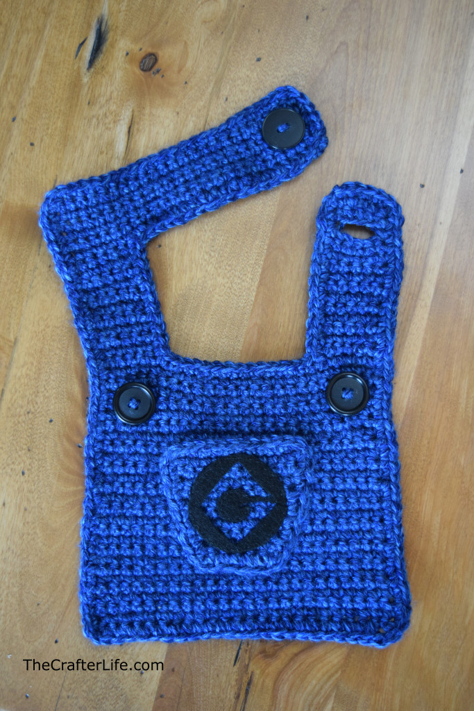 New Free Crochet Pattern for Minion Hat and Overalls Pakbit Minion Crochet Pattern Of Lovely 46 Images Minion Crochet Pattern