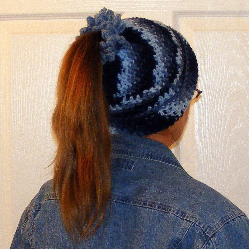 New Free Crochet Patterns for Ponytail Hats Dancox for Crochet Ponytail Hat Pattern Free Of Fresh 45 Models Crochet Ponytail Hat Pattern Free