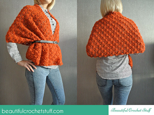 New Free Crochet Shawl Pattern Crochet Shawl Tutorial Of Attractive 40 Ideas Crochet Shawl Tutorial