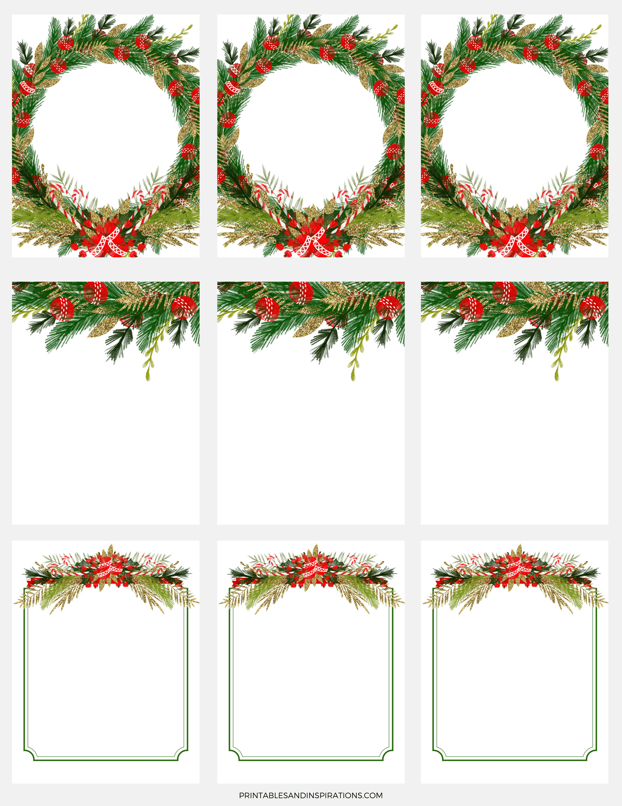 New Free Digital Paper for Christmas Decorations Gift Tags Free Christmas Decorations Of Adorable 43 Pics Free Christmas Decorations