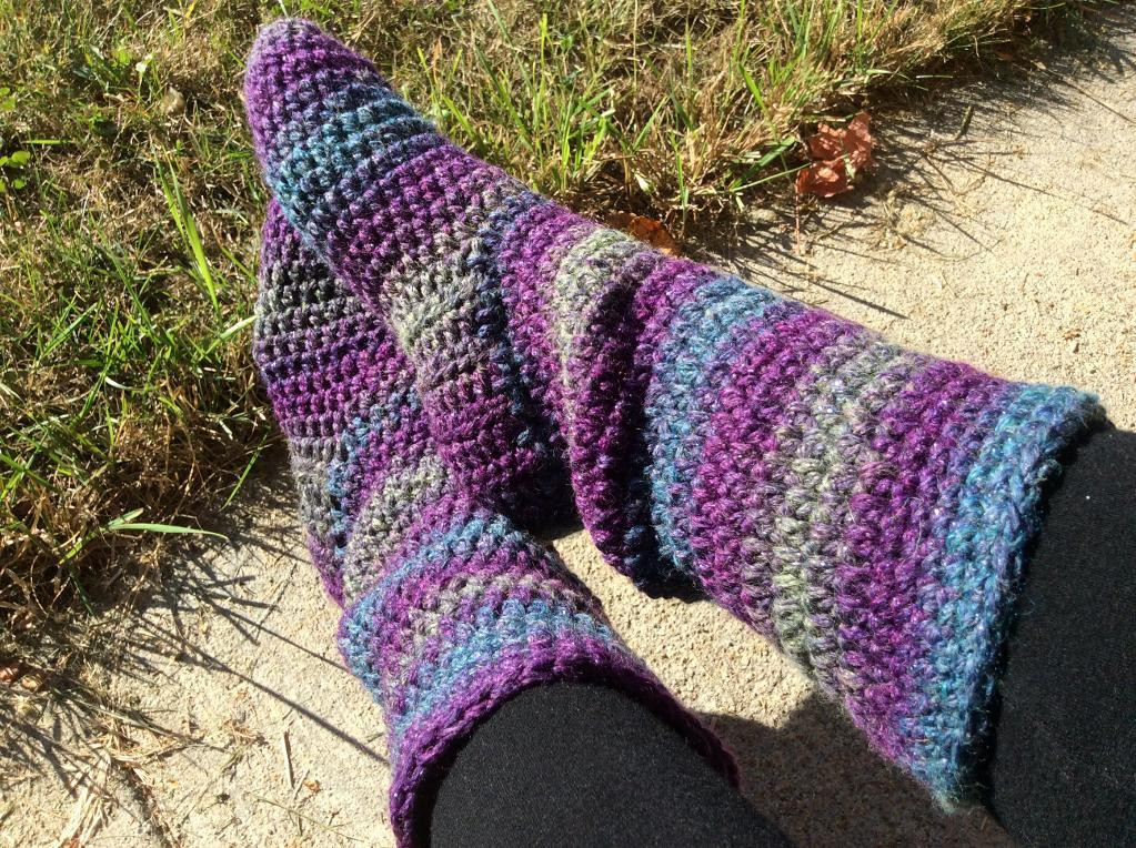 New Free Easy to Crochet socks Pattern Easy Crochet Slippers Free Pattern Of Perfect 46 Photos Easy Crochet Slippers Free Pattern