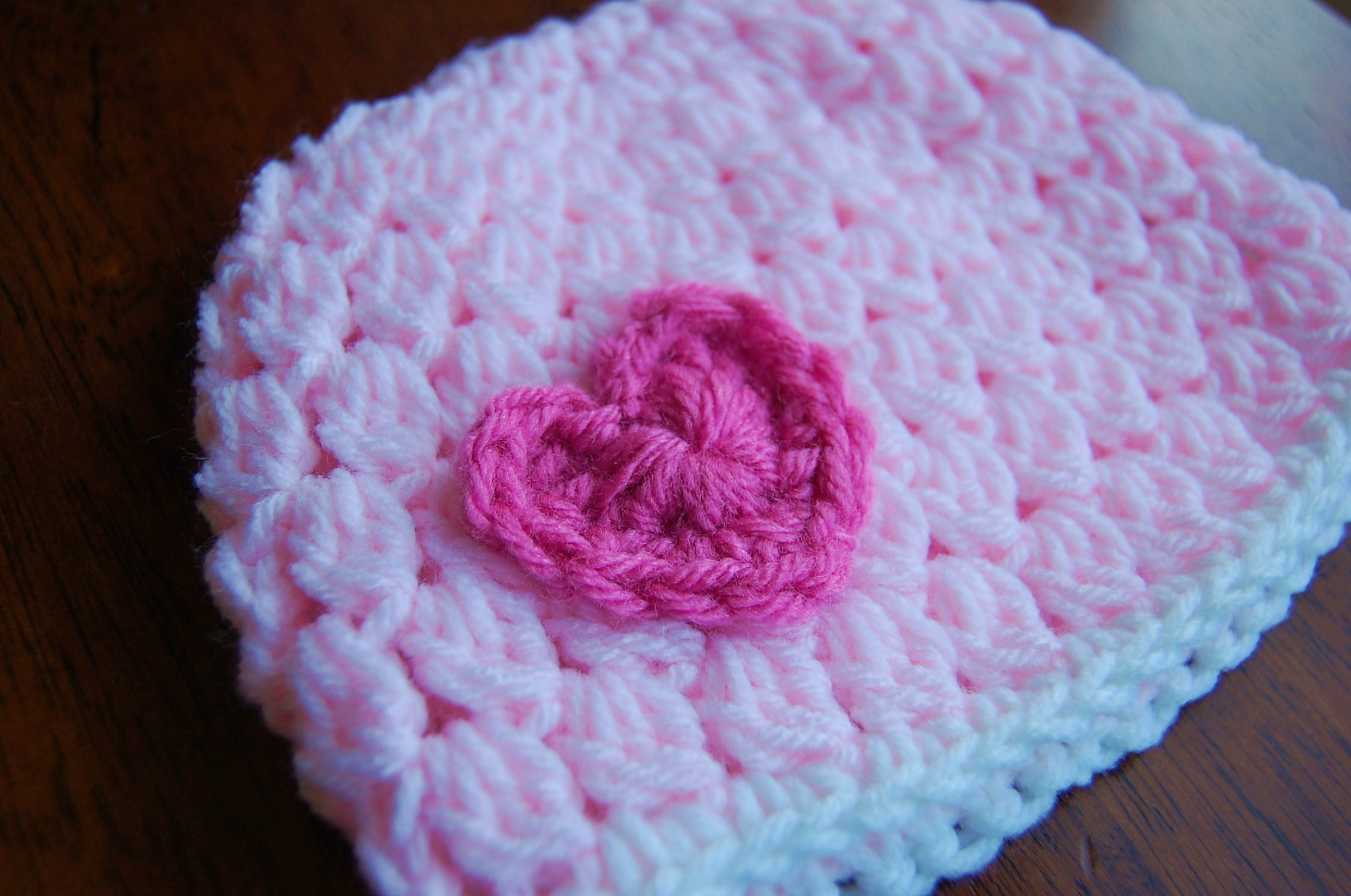 New Free Girl S Crochet Hat Pattern with Heart Infant Crochet Hat Pattern Of Wonderful 43 Pics Infant Crochet Hat Pattern