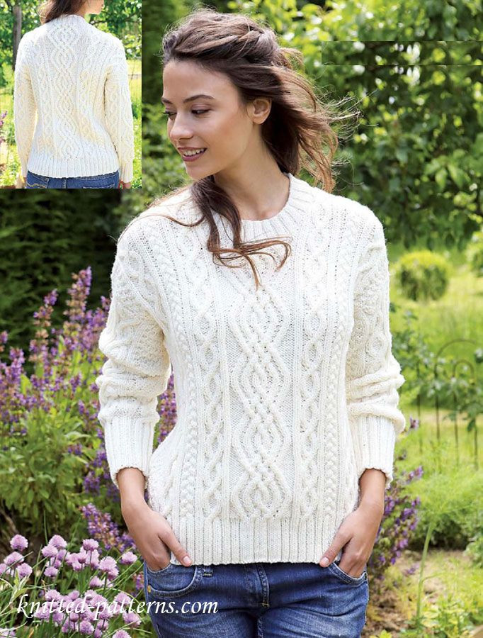 free knitting patterns for women s jumpers
