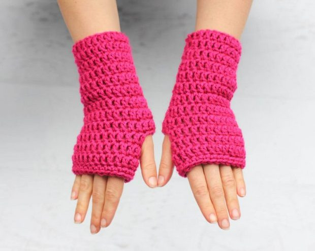 New [free Pattern] Crochet these Stylish Fingerless Gloves In Easy Fingerless Gloves Crochet Pattern Of Innovative 49 Photos Easy Fingerless Gloves Crochet Pattern