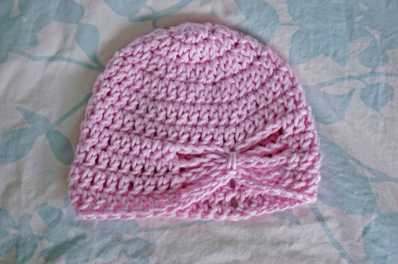 New Free Pattern for A Worsted Yarn Crochet A Hat – Easy Free Crochet Infant Hat Patterns Of Luxury Baby Hat Crochet Pattern Modern Homemakers Free Crochet Infant Hat Patterns