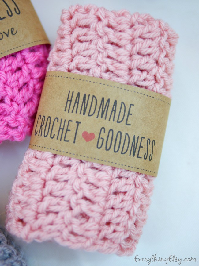 New Free Printable Crochet Gift Labels Handmade Crochet Of Delightful 40 Pics Handmade Crochet