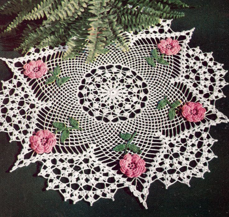 New Free Vintage Crochet Doily Patterns Free Crochet Placemat Patterns Of Lovely 40 Pics Free Crochet Placemat Patterns
