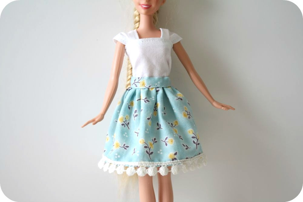 New Froufy Barbie Skirt Tutorial Barbie Doll Clothes Patterns Of Contemporary 50 Pictures Barbie Doll Clothes Patterns