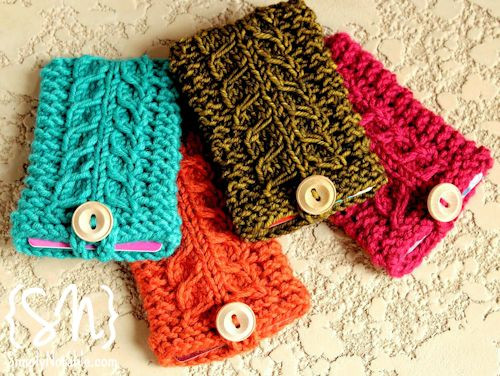 New Gift Card Holders to Knit and Crochet – Free Patterns Crochet Gifts Of Amazing 45 Models Crochet Gifts