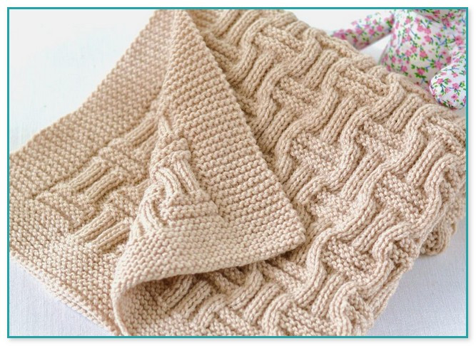 New Gorgeous Fast Easy Crochet Baby Blanket Pattern by Amy solovay Basket Weave Knitting Pattern Baby Blanket Of Marvelous 46 Pics Basket Weave Knitting Pattern Baby Blanket