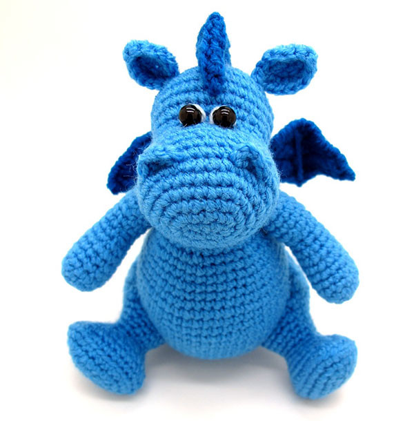 New Grow Baby Dragon Amigurumi Pattern Amigurumipatterns Crochet Dragon Pattern Of Brilliant 50 Pictures Crochet Dragon Pattern