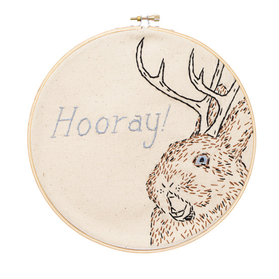 Hand Embroidery Kits as Gifts