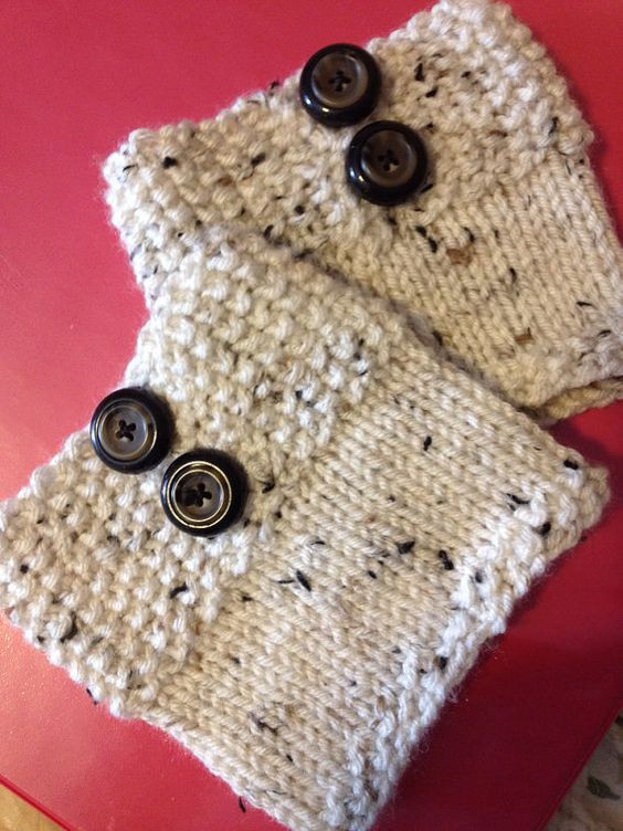 New Hand Knitted Boot Cuff Polainas Pinterest Knitted Boot Cuffs Of Awesome Kriskrafter Free Knit Pattern 2 Needle Boot toppers Cuffs Knitted Boot Cuffs