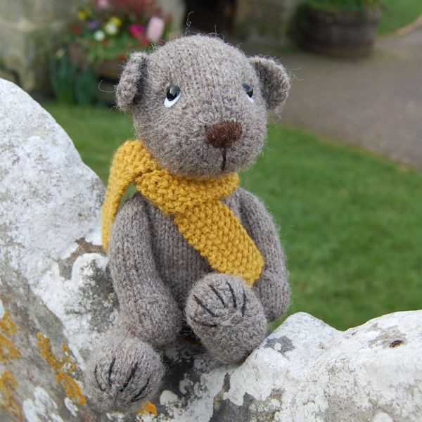New Hand Knitted Gotland Wool Teddy Bears Knitted Teddy Bear Of Amazing 45 Ideas Knitted Teddy Bear