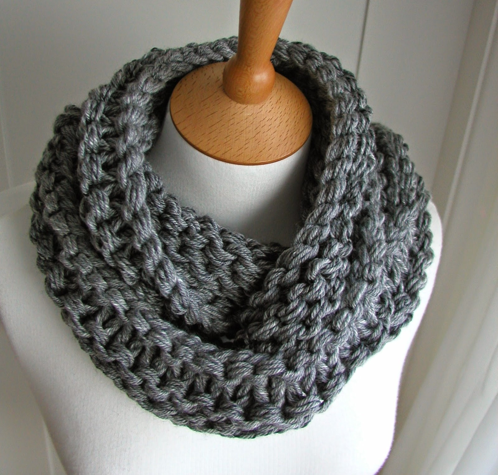 New Hand Knitted Things Circular Scarf Free Pattern Knit Circle Scarf Of Brilliant 47 Photos Knit Circle Scarf
