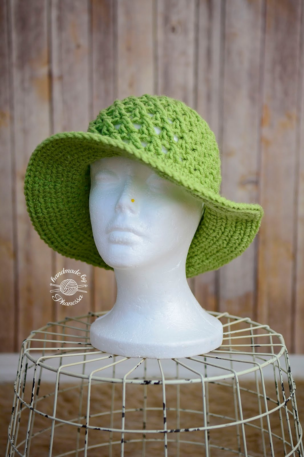 New Handmade by Phanessa Crochet Sun Hat Pattern Crochet Summer Hat Of Awesome 45 Images Crochet Summer Hat