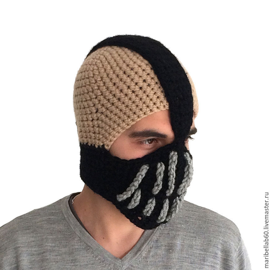 """New Hat Mens Knitted Winter Hat Gift to the Man """"bane Mens Knit Caps Of Delightful 41 Ideas Mens Knit Caps"""