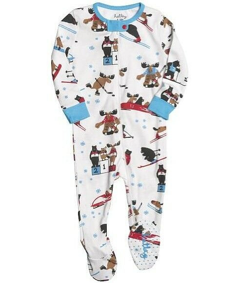 New Hatley Infant Baby Pajama Sleeper W Feet Boys 6 12 Month Baby Pajamas with Feet Of Delightful 40 Photos Baby Pajamas with Feet