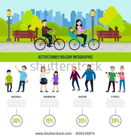 Healthy Unhealthy Infographic Template Useful Harmful