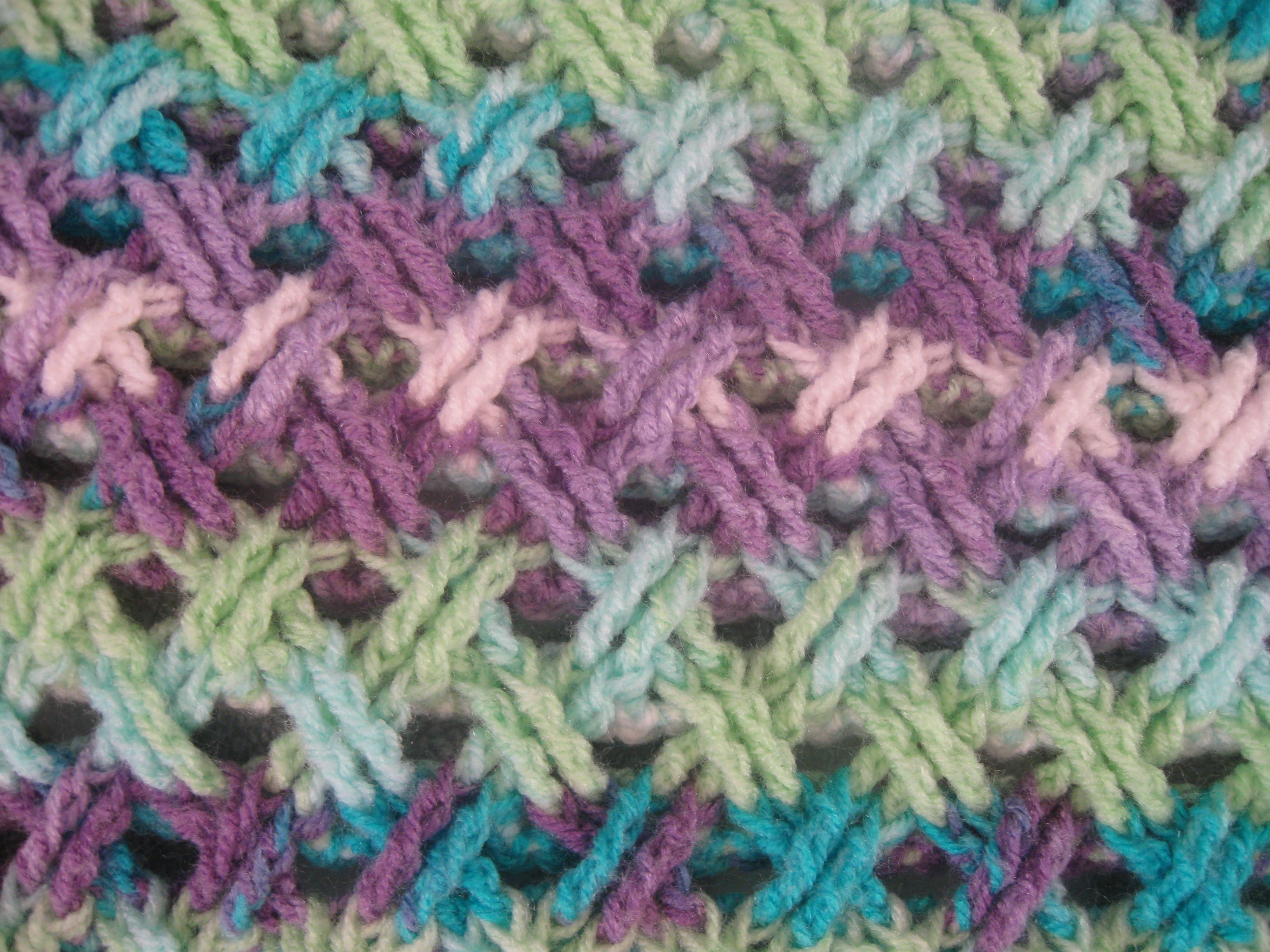 New Here You Can Learn How to Crochet the Interweave Cable Crochet Stitches Tutorial Of Innovative 46 Images Crochet Stitches Tutorial