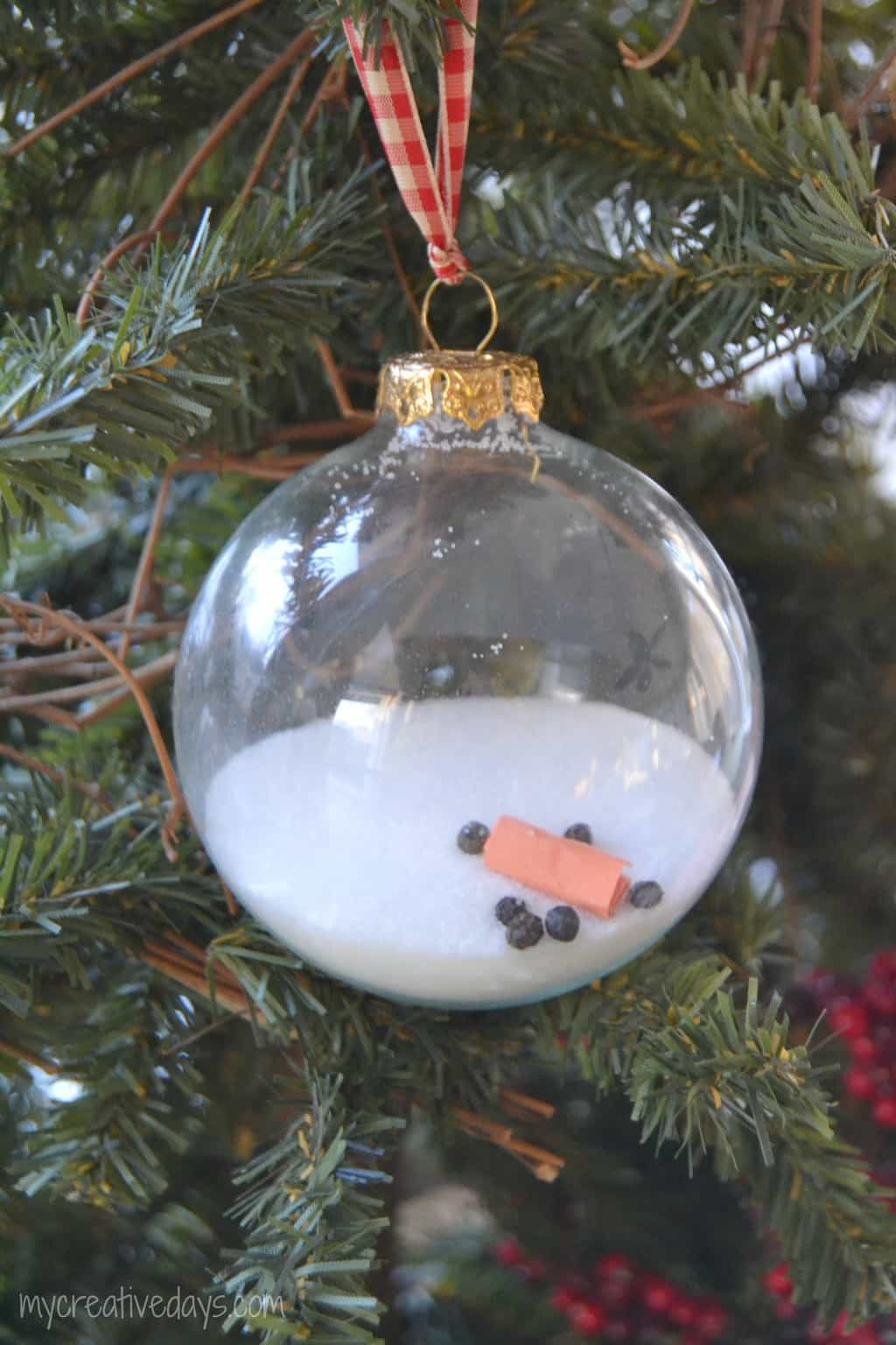 New Homemade Christmas Melted Snowman ornament My Creative Days ornaments On Christmas Tree Of Delightful 46 Images ornaments On Christmas Tree