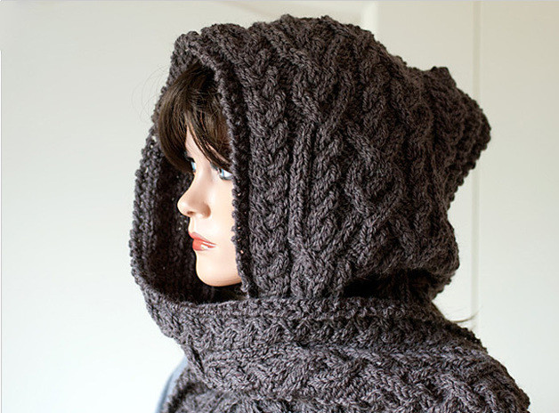 New Hooded Scarf Knitting Pattern Hooded Scarf Pattern Of Brilliant 43 Pics Hooded Scarf Pattern