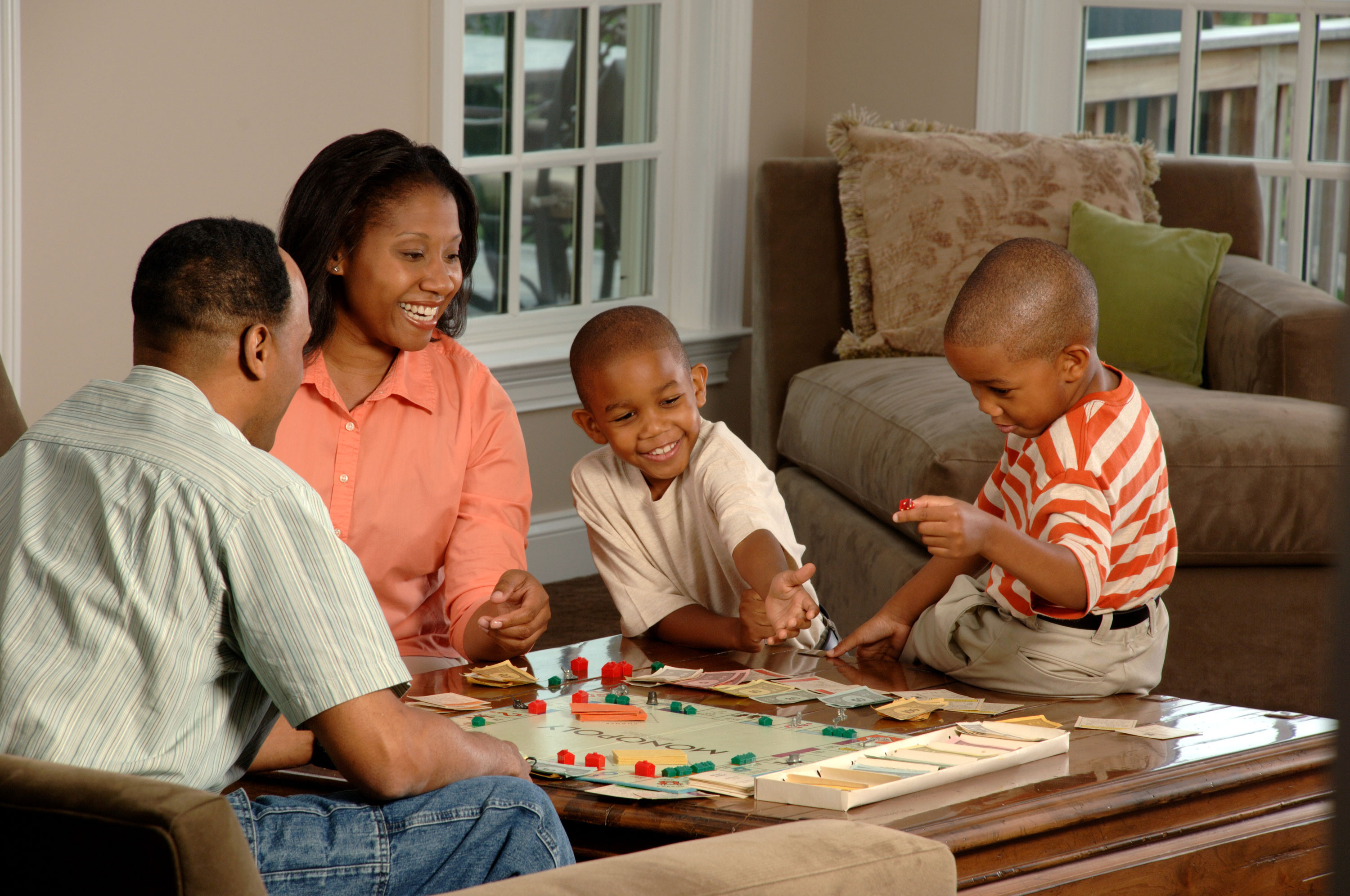 how legal helps american families b