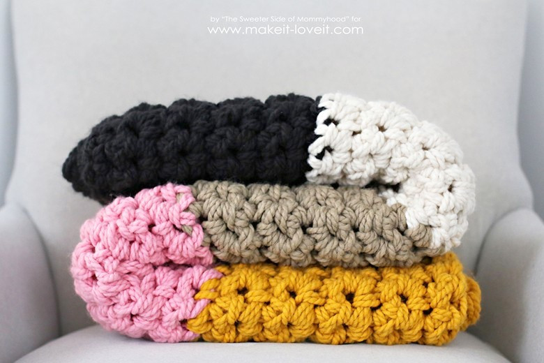 New How to Crochet A Chunky Blanket …an Affordable Beginner Chunky Yarn Blanket Pattern Of Wonderful 45 Images Chunky Yarn Blanket Pattern