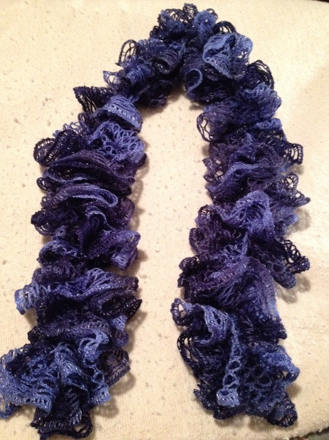 New How to Crochet A Fluffy Ruffle Scarf Snapguide Crochet Ruffle Scarf Of Inspirational Firehawke Hooks and Needles Free Pattern Ruffle Scarf Crochet Ruffle Scarf