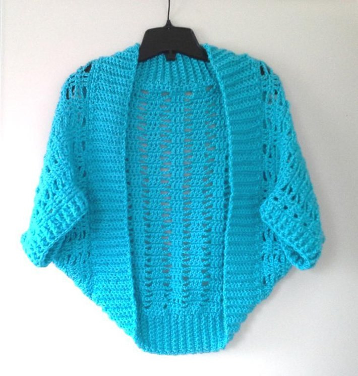 New How to Crochet A Shrug 10 Great Patterns Free Crochet Shrug Pattern Of Adorable 47 Images Free Crochet Shrug Pattern