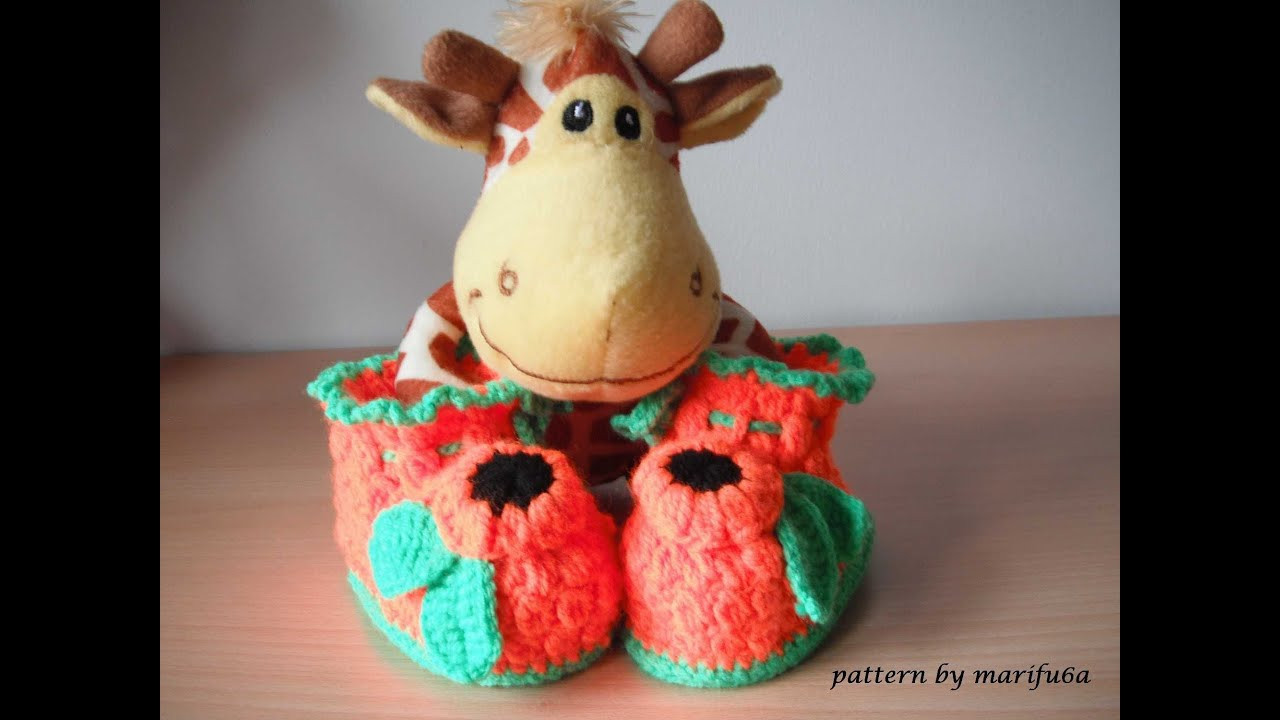 New How to Crochet Baby Booties Free Pattern Tutorial for Crochet Baby Booties for Beginners Of Awesome 49 Photos Crochet Baby Booties for Beginners