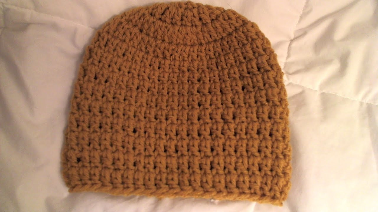 New How to Crochet Basic Beanie Tutorial All Sizes Baby to Crochet Adult Beanie Of Lovely 47 Pics Crochet Adult Beanie