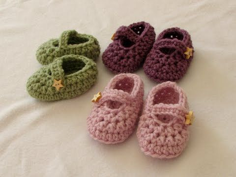 New How to Crochet Easy Baby Mary Jane Shoes Booties Crochet for Beginners Youtube Of Fresh 43 Ideas Crochet for Beginners Youtube
