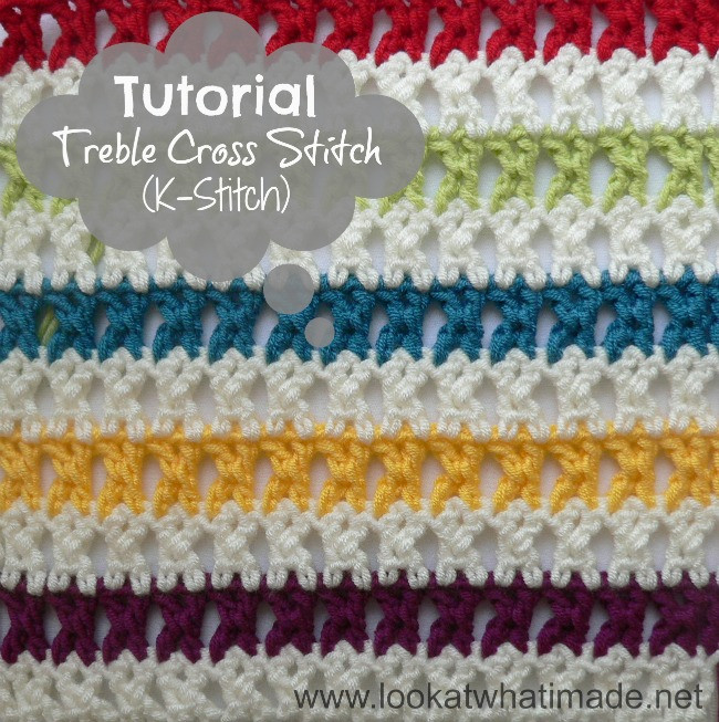 New How to Crochet Treble Cross Stitch K Stitch ⋆ Look at Crochet Stitches Tutorial Of Innovative 46 Images Crochet Stitches Tutorial
