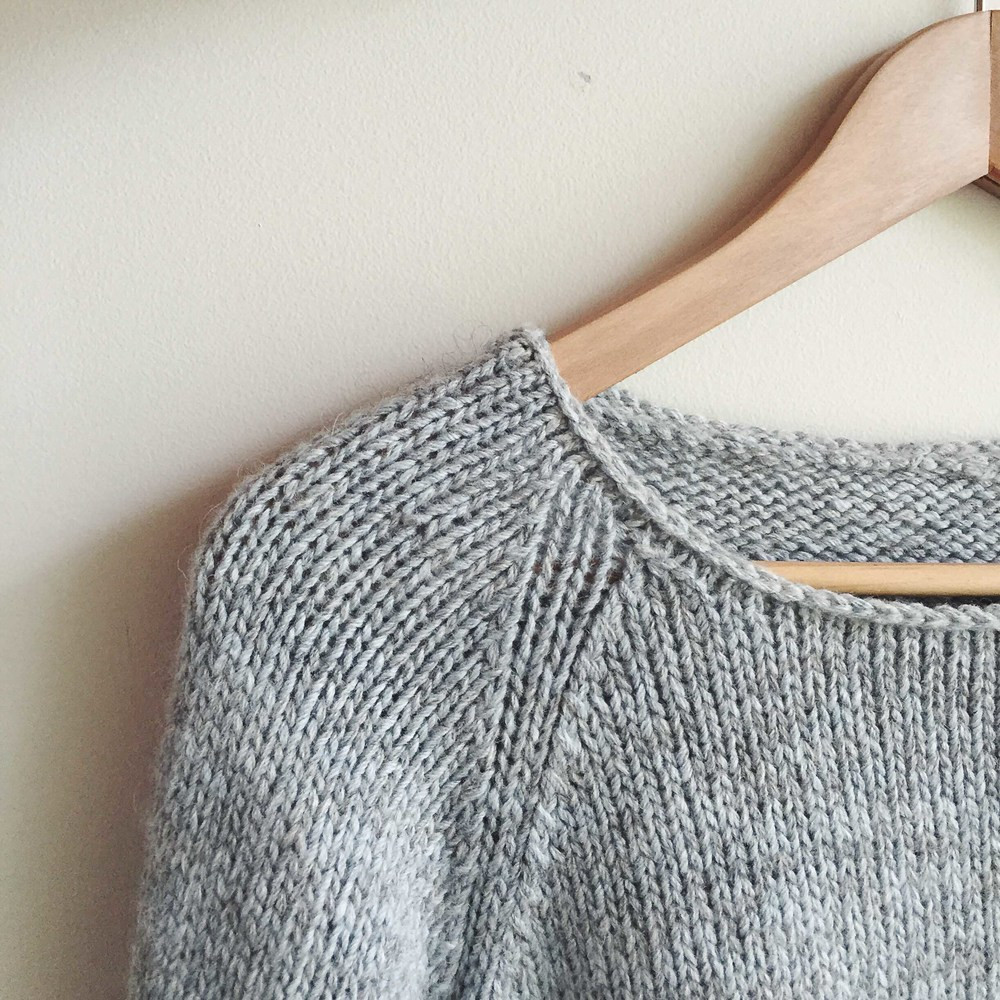 New How to Knit A Simple Neckline — the Craft Sessions Easy Knit Sweater Of Brilliant 50 Images Easy Knit Sweater