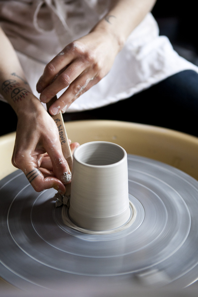 New Img 5979 Nicole Franzen Clay Pottery Making Of Gorgeous 43 Photos Clay Pottery Making