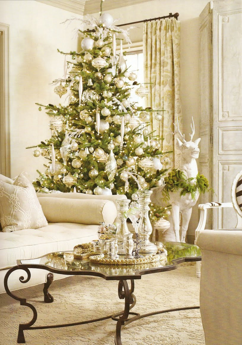 New Indoor Decor Ways to Make Your Home Festive During the Christmas Tree and Decorations Of Delightful 50 Pictures Christmas Tree and Decorations