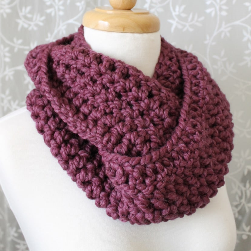 New Infinity Scarf Crochet Pattern Infinity Cowl Crochet Pattern Of Awesome 49 Pics Infinity Cowl Crochet Pattern